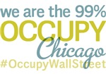 Occupy Chicago T-Shirts