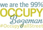 Occupy Bozeman T-Shirts