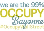 Occupy Bayonne T-Shirts