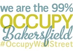 Occupy Bakersfield T-Shirts