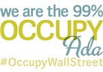 Occupy Ada T-Shirts