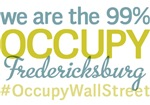 Occupy Fredericksburg T-Shirts
