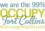 Occupy Fort Collins T-Shirts