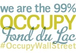 Occupy Fond du Lac T-Shirts