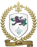 AYOTTE Family Crest