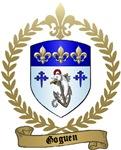 GOGUEN Family Crest