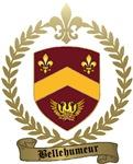 BELLEHUMEUR Family Crest