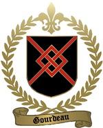 GOURDEAU Family Crest