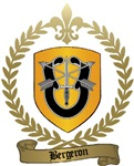 BERGERON Family Crest