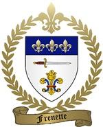 FRENETTE Family Crest