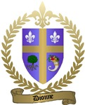 DIONNE Family Crest