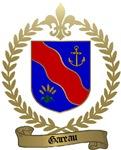 GAREAU Family Crest