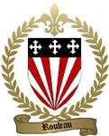 ROULEAU Family Crest