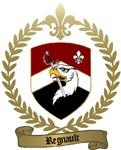 REGNAULT Family Crest