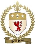 PETIT PRINCE Family Crest