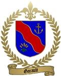 GARAULT Family Crest