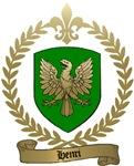 HENRI Family Crest