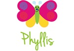 Phyllis The Butterfly