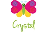 Crystal The Butterfly