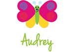 Audrey The Butterfly