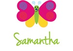 Samantha The Butterfly