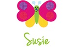 Susie The Butterfly