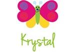 Krystal The Butterfly