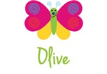 Olive The Butterfly
