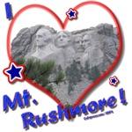 I Love Mt Rushmore
