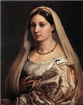 Lady with a Veil