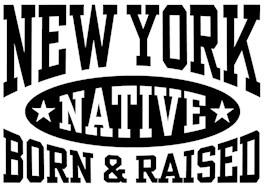 New York Native t-shirts