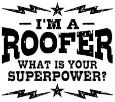 Funny Roofer t-shirt