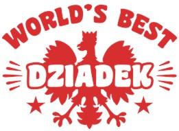 World's Best Dziadek t-shirt
