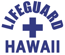 Lifeguard Hawaii t-shirts