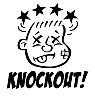 Knockout! t-shirt