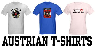 Austrian t-shirts