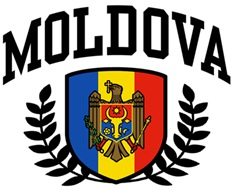 Moldova t-shirts