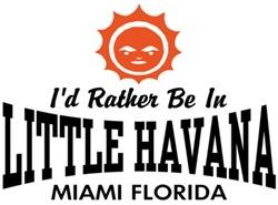 Little Havana Fl t-sh
