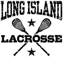 Long Island Lacrosse t-shirts