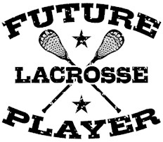 Future Lacrosse Player t-shirt