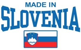 Made In Slovenia t-shirt