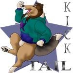 Kick Tail Collie