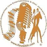 KeysDAN Logo (Woodgrain)