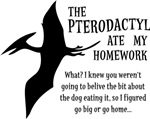 Pterodactyl Ate My Homework
