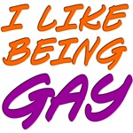 I Like Being Gay