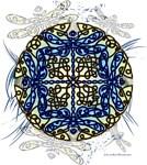 Celtic Art Dragonflies
