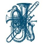 Blue Brass & Sax