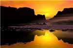 Sunset -Water
