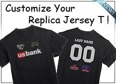 Replica Jersey T Shirts