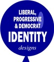 Liberal, progressive, Democratic identity